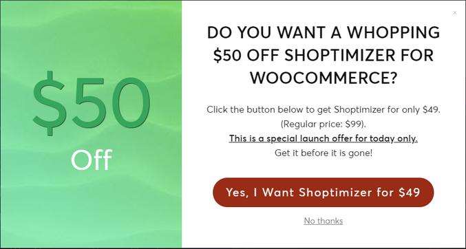 commercegurus shoptimizer discount