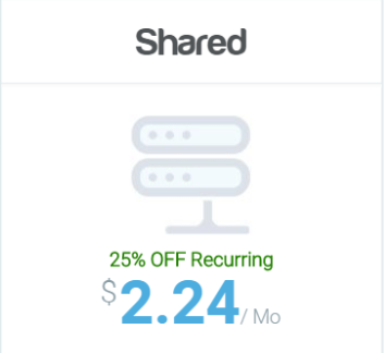 HawkHost Coupon – Shared Hosting 25% Discount